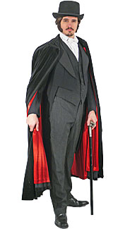 Victorian Man #2 Costume