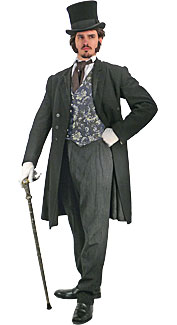 Victorian Man #3 Costume