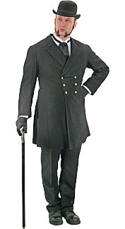 Victorian Man #4 Costume