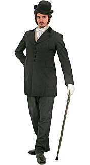 Victorian Man #7 Costume