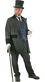 Victorian Man #8 Costume