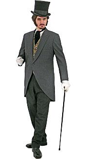 Victorian Man #9 Costume