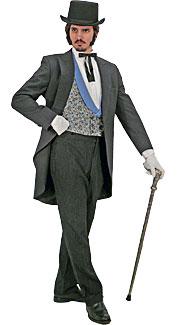 Victorian Man #11 Costume