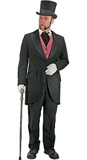 Victorian Man #12 Costume