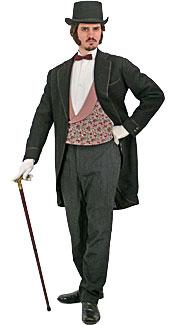 Victorian Man #13 Costume