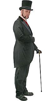Victorian Man #14 Costume