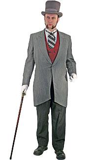 Victorian Man #15 Costume
