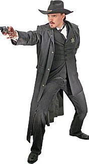 Frontiersman #1 Costume