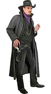 Frontiersman #2 Costume