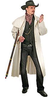 Frontiersman #4 Costume