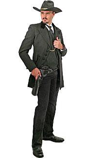 Frontiersman #5 Costume