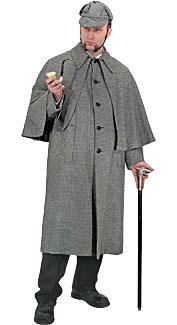 Victorian Detective #1 Costume