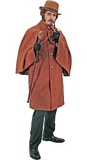 Victorian Detective #2 Costume