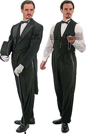 Victorian/Edwardian Man #1 Costume