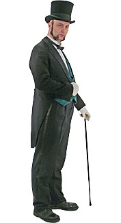 Victorian/Edwardian Man #2 Costume