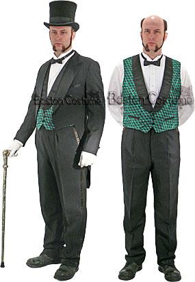 Victorian/Edwardian Man #4 Costume