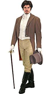 Victorian/Empire Man #3 Costume