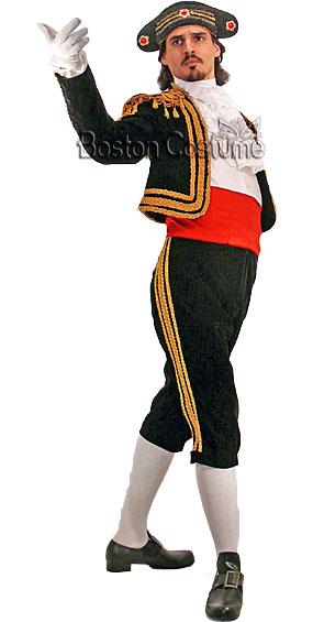 Matador #1 Costume