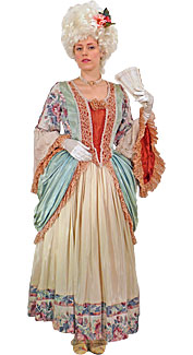 18th Century/Colonial Woman Costume
