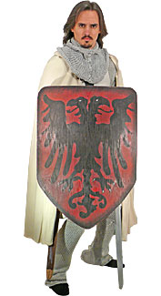 Gothic Bird Shield