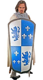 Gothic Crest Shield