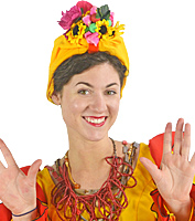 Carmen Miranda Headpiece