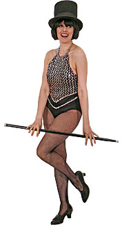 1920's Cabaret Girl Costume