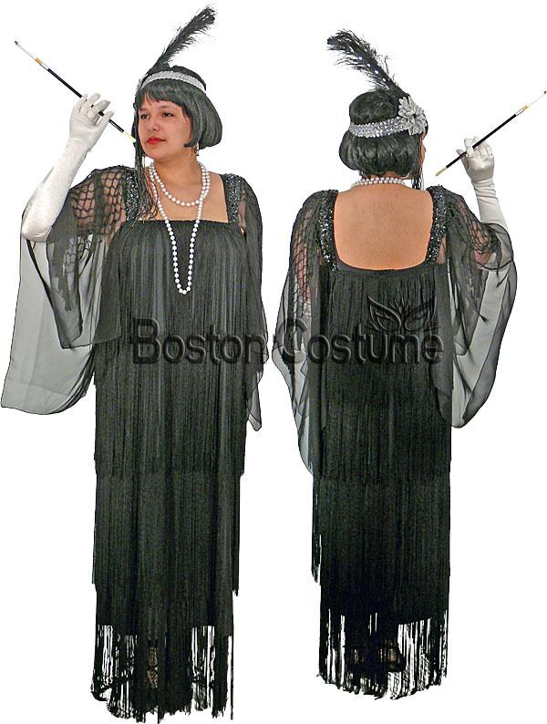 1920s Formal Woman Costume At Boston Costume