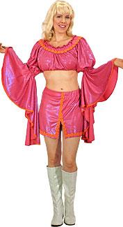1960's Go-Go Girl Costume