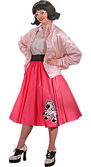 "1950's ""Pink Ladies"" Jacket"