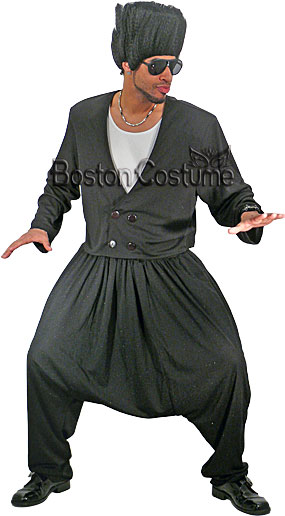 Can't Touch This Rapper Costume