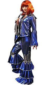 Disco Dancing Queen Costume