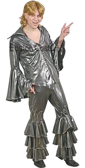 Disco Dancing King Costume
