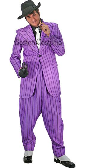Purple Zoot Suit Costume