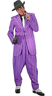 Purple Zoot Suit Costume