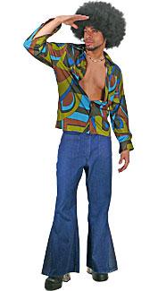 1970's Man Costume