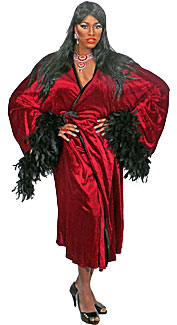 Drag Robe Costume