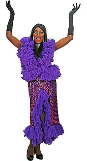 Drag Queen Costume