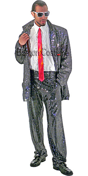 1980's Man Costume