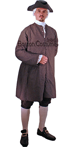 Colonial Man Costume