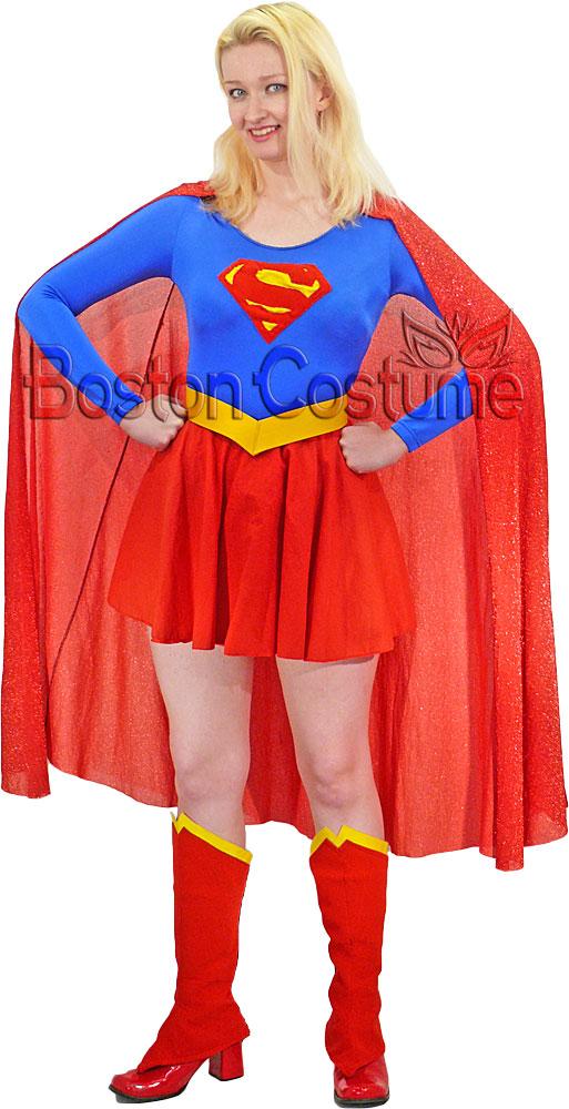 Supergirl Costume  sc 1 st  Boston Costume & Supergirl Costume at Boston Costume