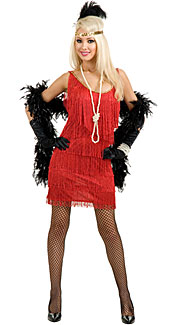 Fashion Flapper Costume