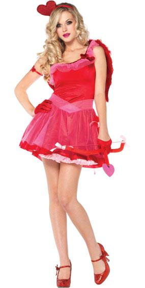 Kiss Me Cupid Costume