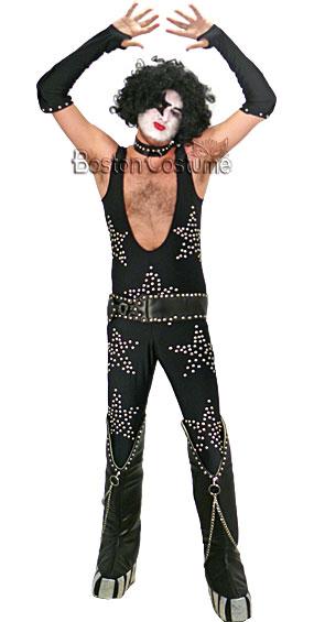 1970's Starchild Rocker Costume