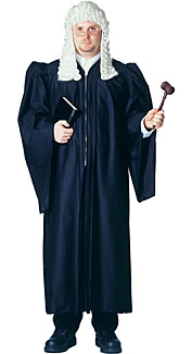 Judge Costume