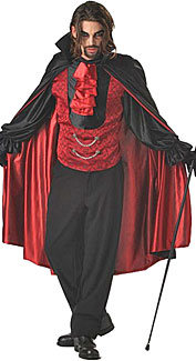 Count Bloodthirst Costume