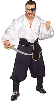 Captain Jones Costume