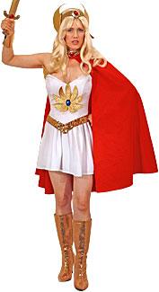 Shi-Rah Costume
