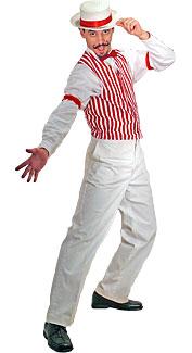 Patriotic Barber Costume