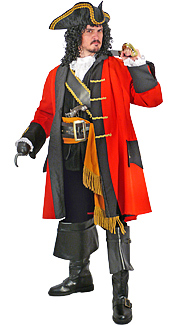 Pirate Man Costume